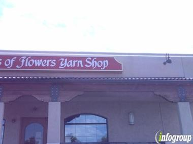 Showers Of Flowers Yarn Shop
