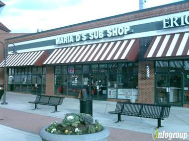 Maria D&#039;s Sub Shop