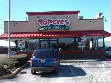 Popeye&#039;s Chicken &amp; Biscuits