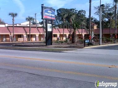 Howard Johnson Inn- Historic St. Augustine, FL