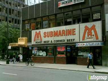 Mr Submarine