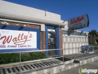 Wally's Mills Avenue Liquors