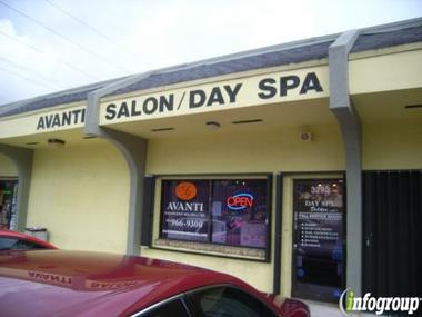 Avanti Salon Day Spa Deluxe