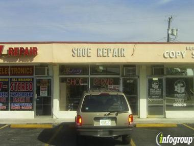 Morton's Shoe Repair