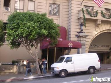 Stanford Court, A Renaissance Hotel San Francisco Hotels
