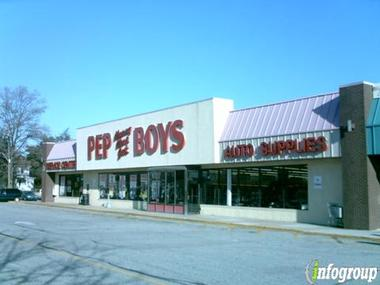 Boys Reviews on Pep Boys In Glen Burnie  Md   Reviews And Directions