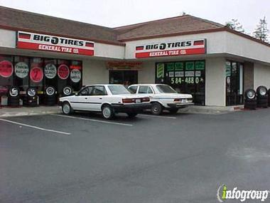 Tire Reviews on Big O Tires In Rohnert Park  Ca   Reviews And Directions