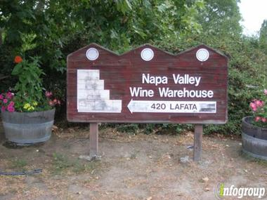 Napa Valley Wine Warehouse