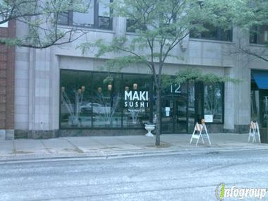 Maki Sushi &amp; Noodle Shop