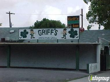 Griff&#039;s Shenanigans Cafe &amp; Bar