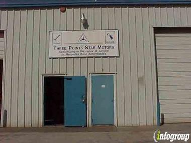 Three Point Star Motors