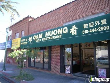 Cam Huong Cafe