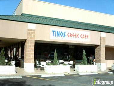 Tinos Greek Cafe