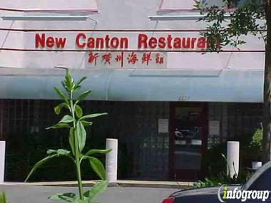 New Canton Restaurant