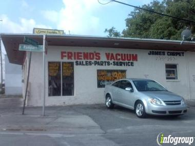 Friend&#039;s Vacuum Sales &amp; Svc