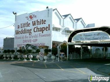 A Little White Chapel