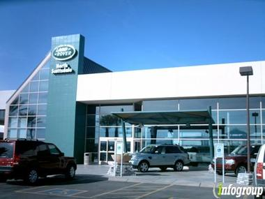 Scottsdale Landrover