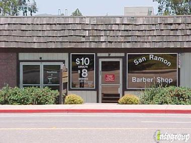 San Ramon Barber Shop
