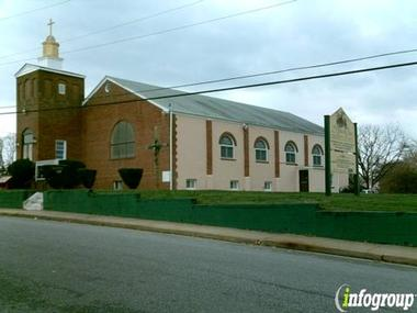 Mt Olive Ame Church