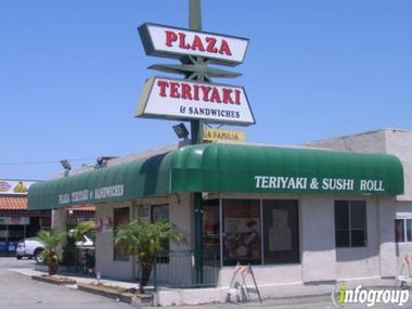 Plaza Teriyaki