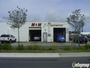 M &amp; M Automotive-North Miami