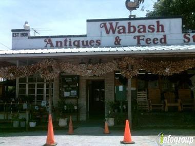 Wabash Antiques &amp; Feed Store