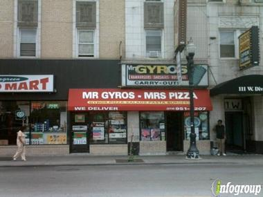 Mr Gyros