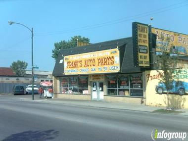 Frank&#039;s West Side Auto Parts