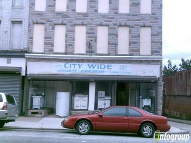 City Wide Appliance &amp; Refrig