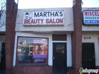 Martha&#039;s Beauty Salon