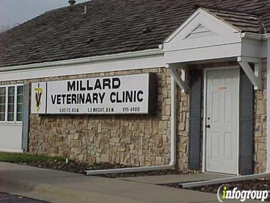 Wright, Matthew S, Dvm - Millard Veterinary Clinic