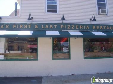 Lena's First & Last Pizzeria