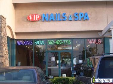 Vip Nails &amp; Spa