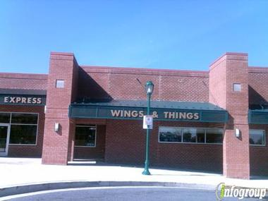 Wings Things 'n Pizza