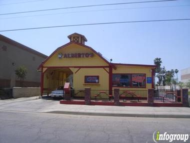 Alberto&#039;s Mexican Food