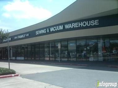 Sewing & Vacuum Warehouse /Sewing Machine Warehouse