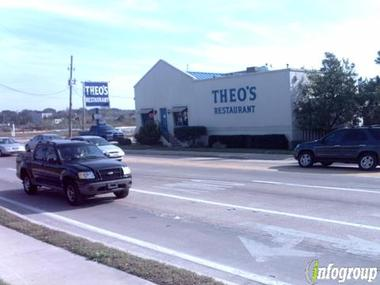 Theo&#039;s Restaurant