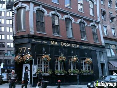 Mr Dooley's Boston Tavern