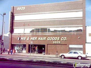 His & Her Hair Goods Co