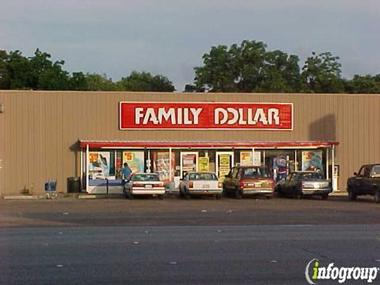 Family Dollar Store