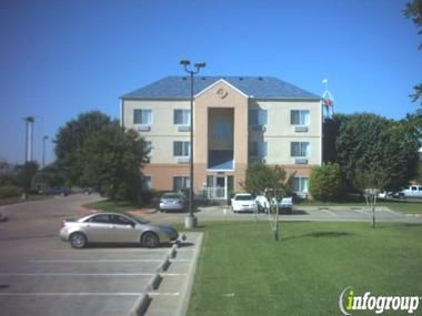 Fairfield Inn By Marriott Arlington Six Flags
