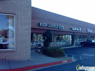 Kids Jungle Cuts
