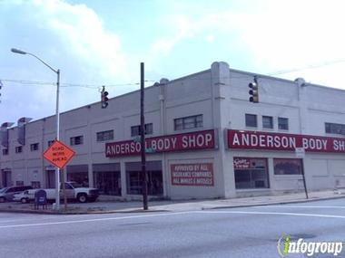 Anderson Body Shop