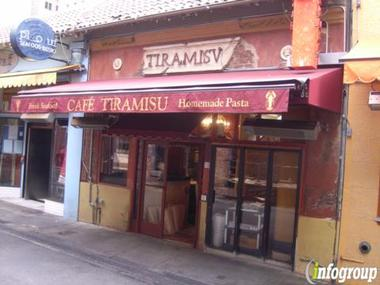 Cafe Tiramisu&#039;