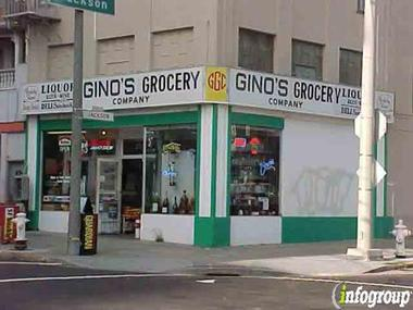 Gino's Grocery Co