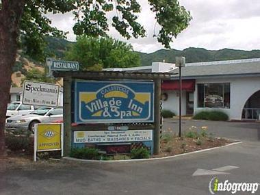 Calistoga Village Inn &amp; Spa