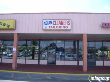 Asian Dry Cleaning & Tailoring