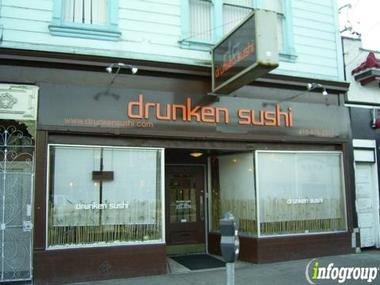 Drunken Sushi