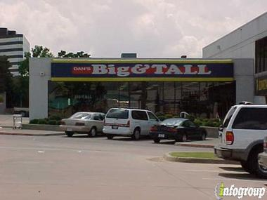 Dan's Big & Tall Shop Inc