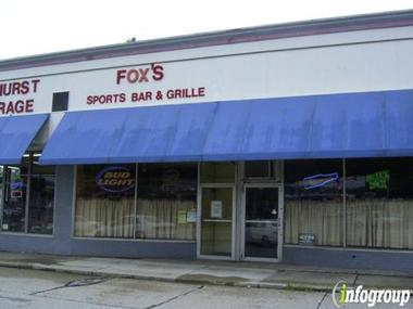 Fox&#039;s Sports Bar &amp; Grille